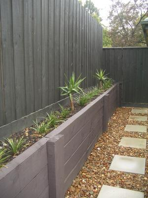 Easy Yard No Mowing additionally Article additionally Engineering Retaining Wall further 371 additionally 33706697185749447. on designs for front gardens with parking