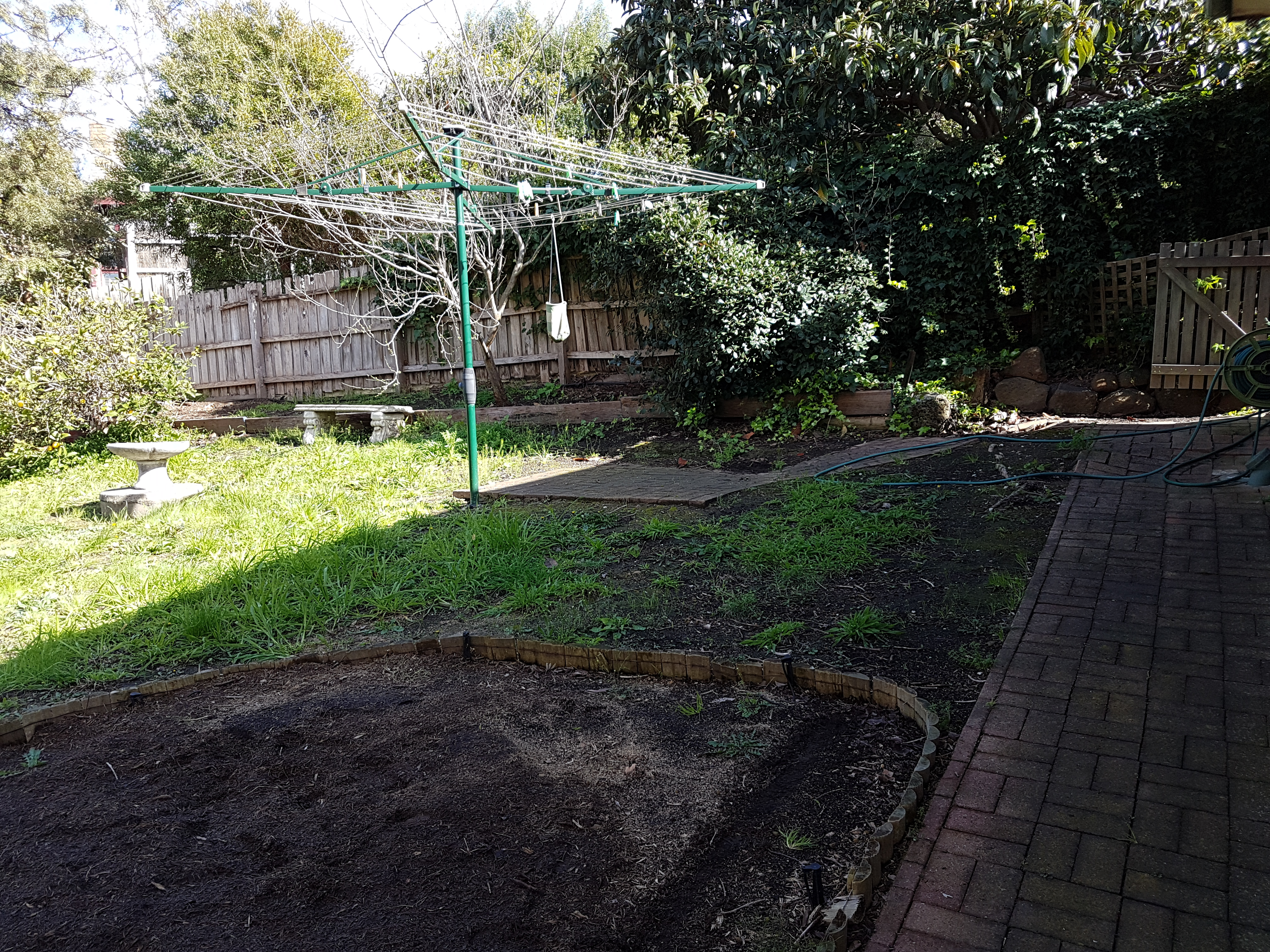 Greensborough Backyard make over on a budget. | Kate ...